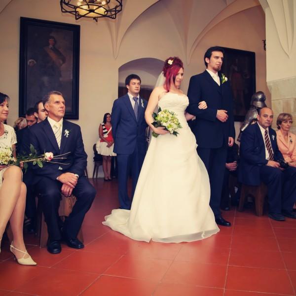 Svatba Renaty a Mirka