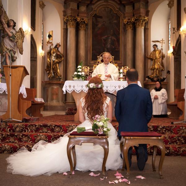 Svatba Veroniky a Martina