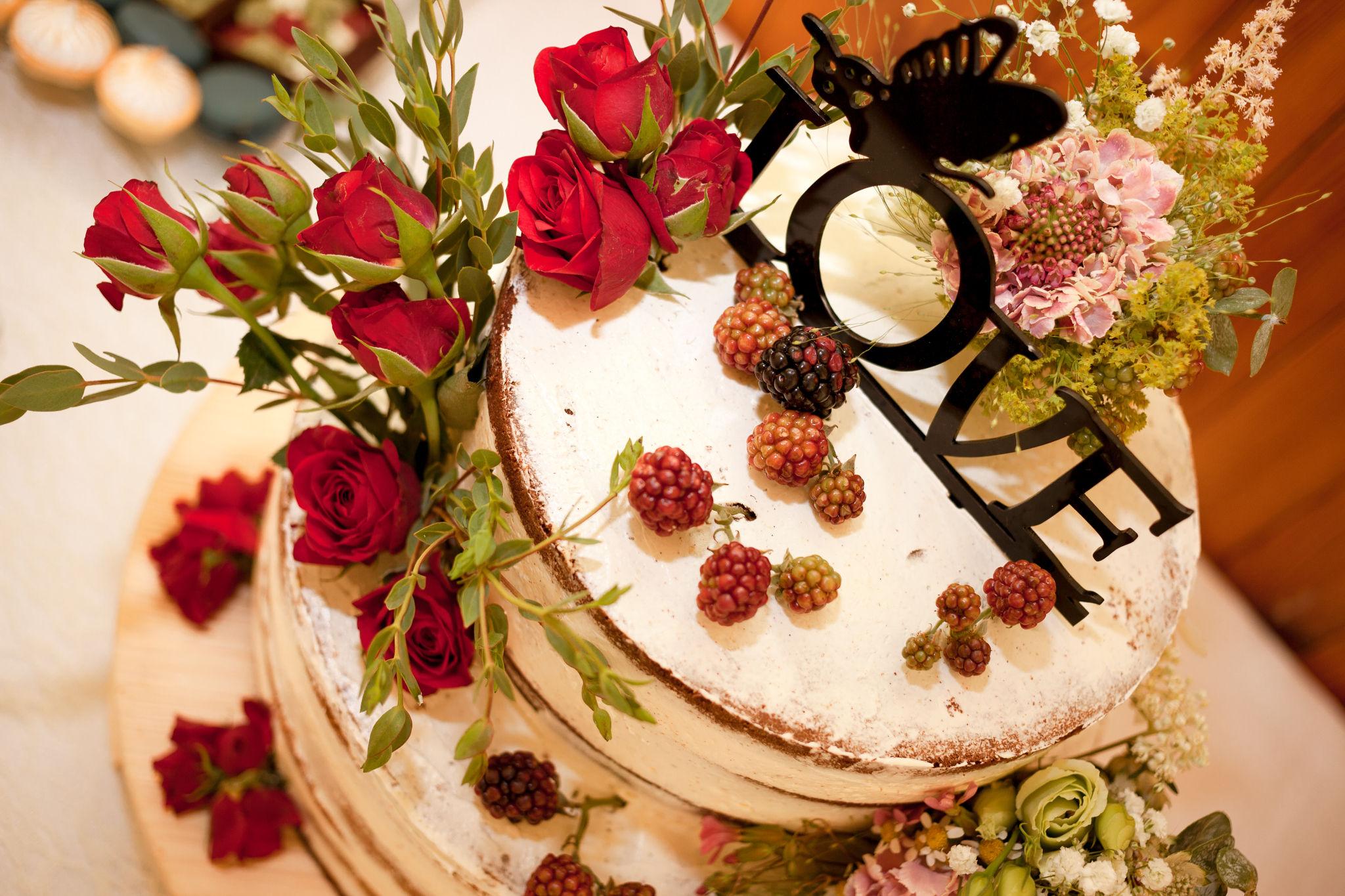 Svatební dort, fotograf Břetislav Válek