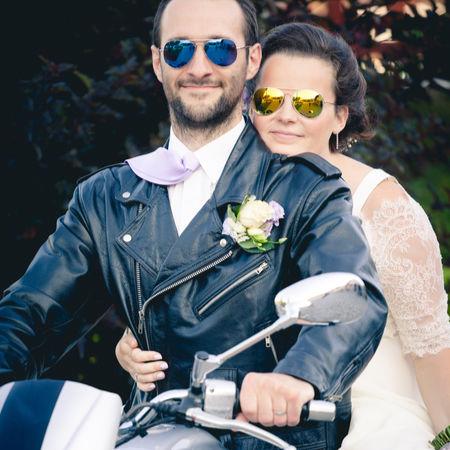 Svatba Terky a Martina