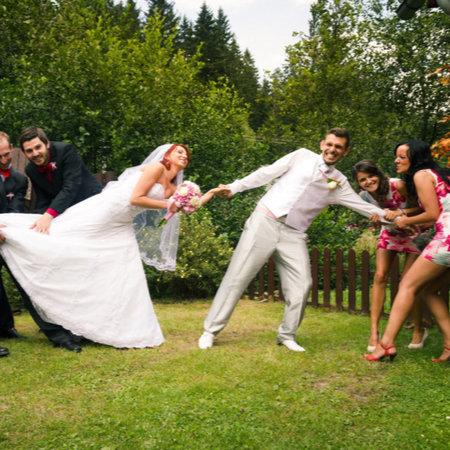 Svatba v Orlických horách