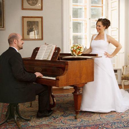 Svatba na zámku v Potštejně