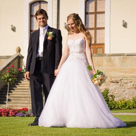 Svatba Kláry a Jirky