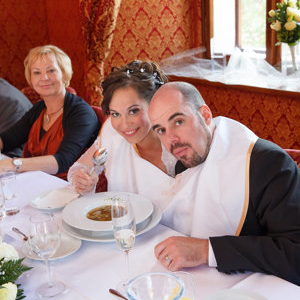 Svatba Kristíny a Honzy