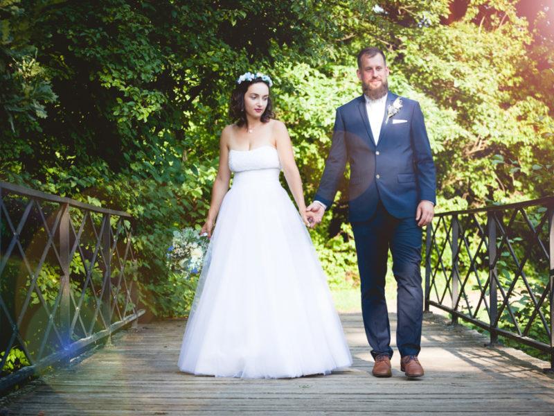 Míša a Vojta, svatba