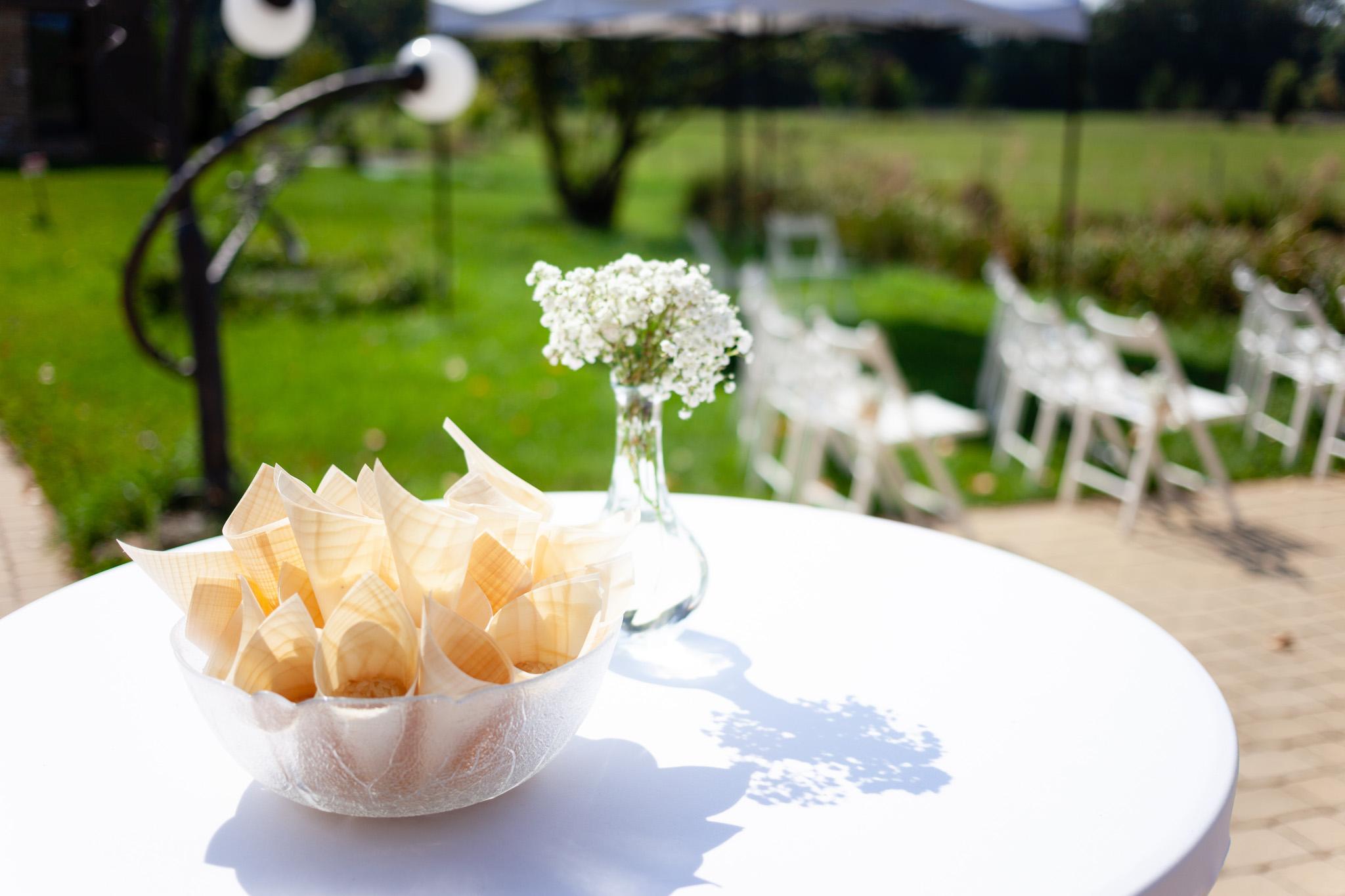 Svatební rýže