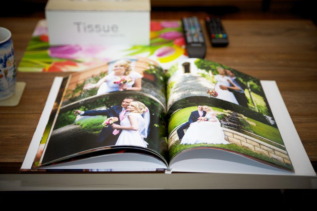 Fotokniha Bontia, svatba