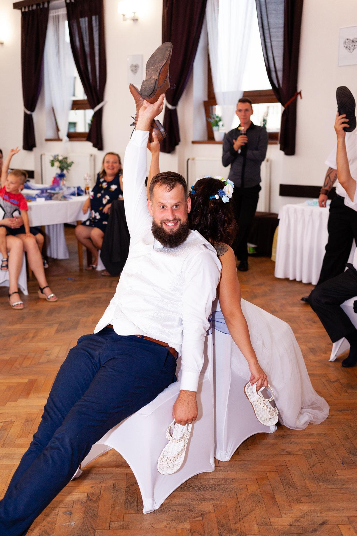 Svatební hra, nevěsta a ženich