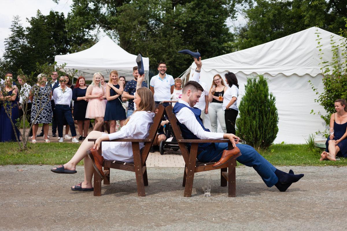 Svatební hra, svatební kvíz
