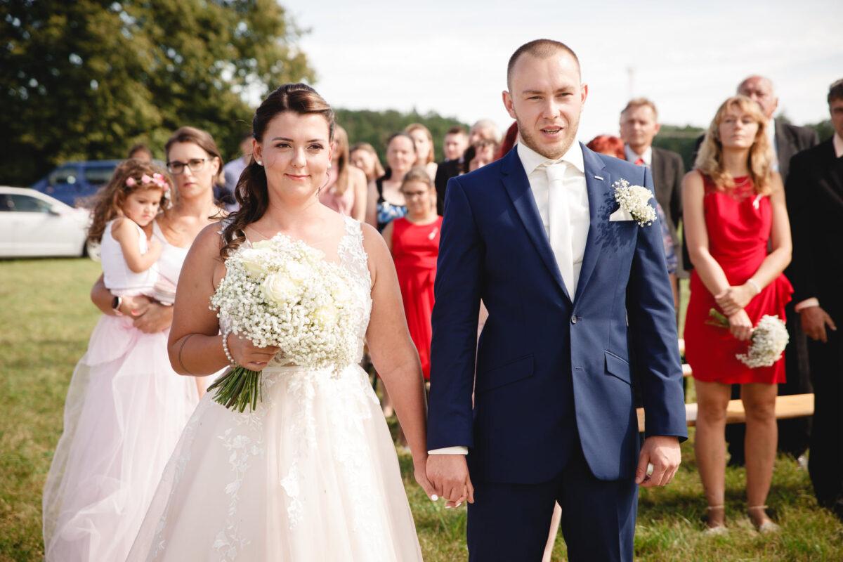 Obřad, svatba, nevěsta, ženich