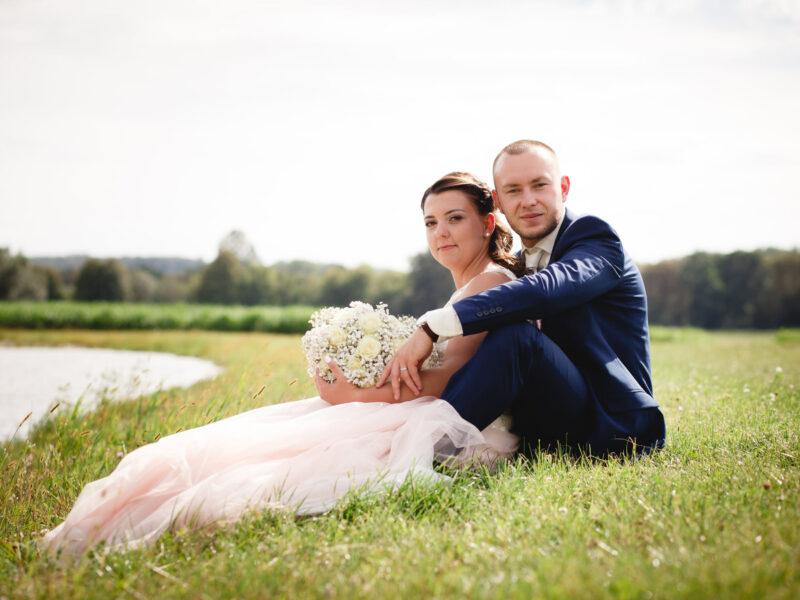 Míša a Pavel, svatba