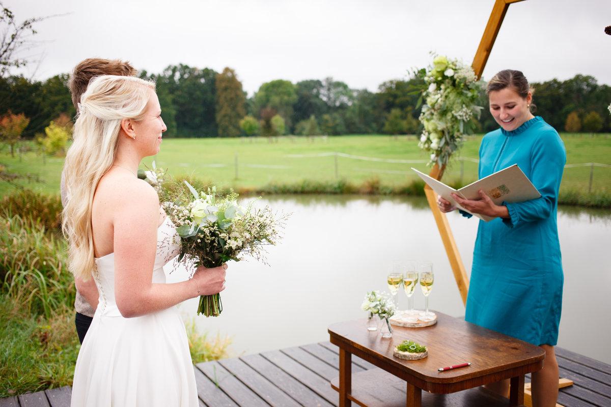 Svatební obřad, Ranč Orlice