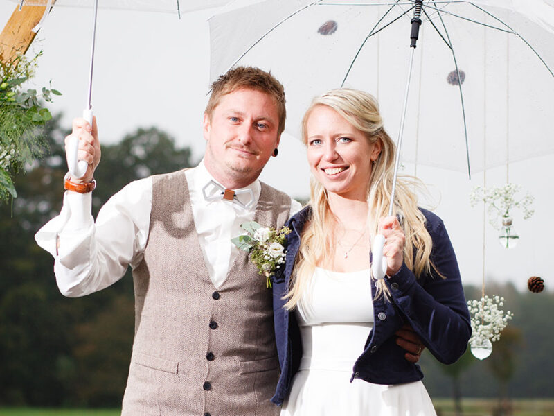 Ivana a Tomáš, svatba