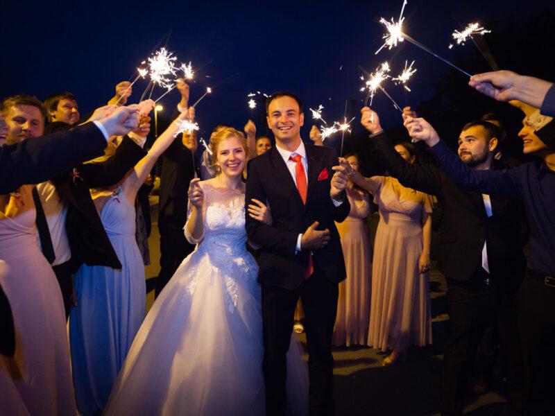 Nička a Martin, svatba