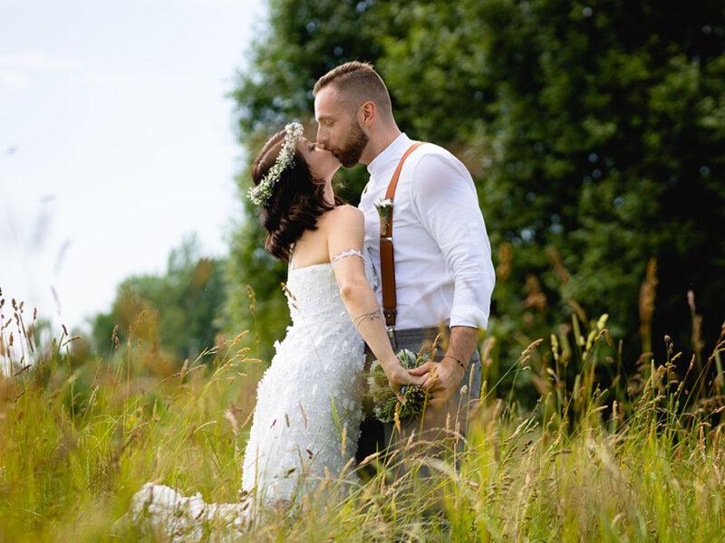 Svatba Anity a Davida, Nasavrky