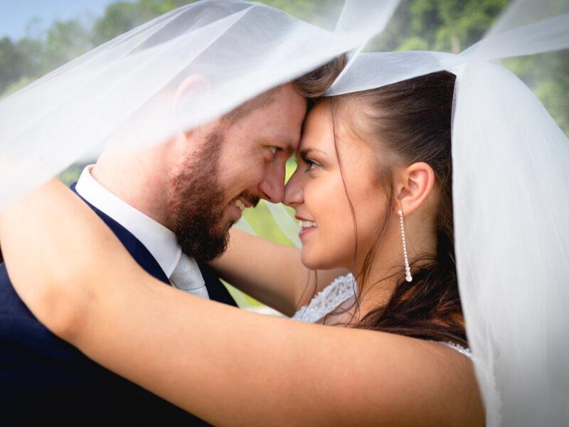 Svatba Veroniky a Pavla