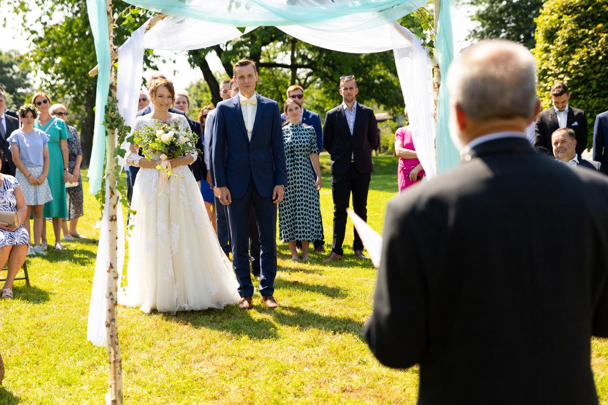 Svatba, obřad, Horní Raškovice