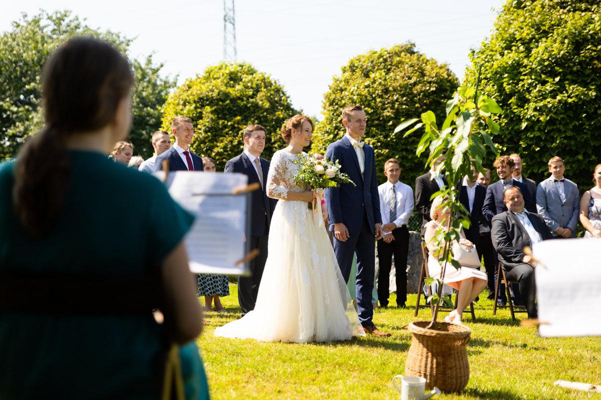 Obřad, svatba, Horní Raškovice